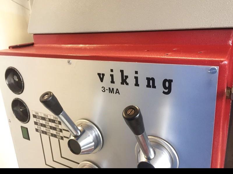 Bearbeitungszentrum - Universal MONDIALE Viking 3MA Bilder auf Industry-Pilot