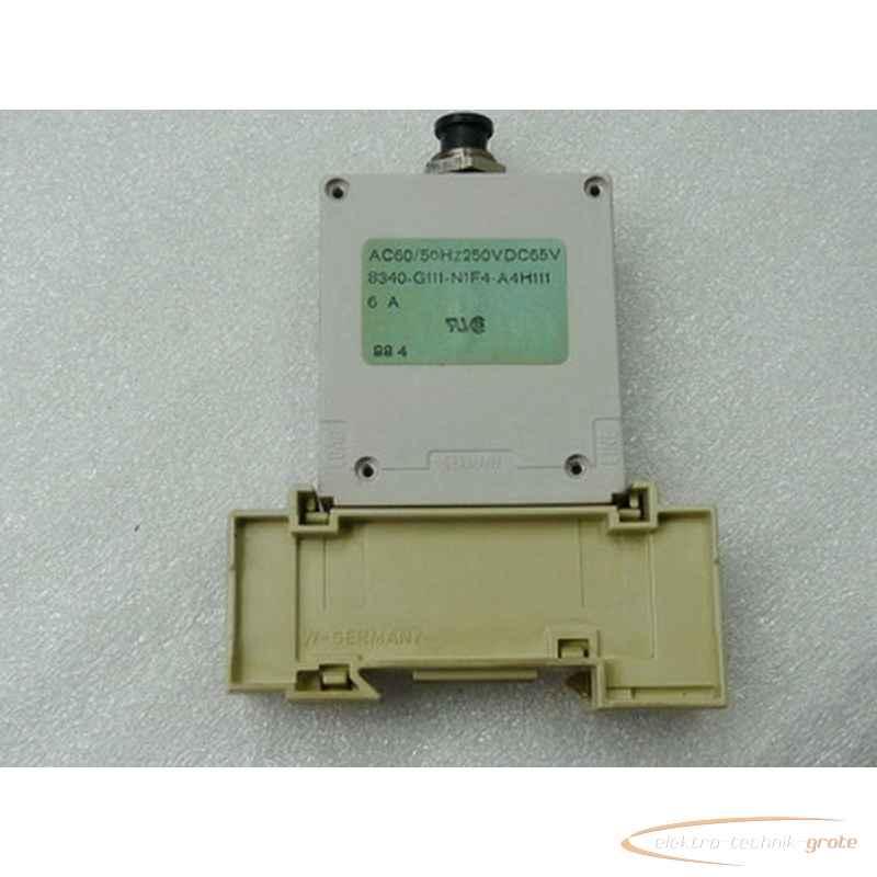 ETA  8340-G111-N1F4-A4H111 AC60 Typ 18 Unterbrecherkontakt фото на Industry-Pilot