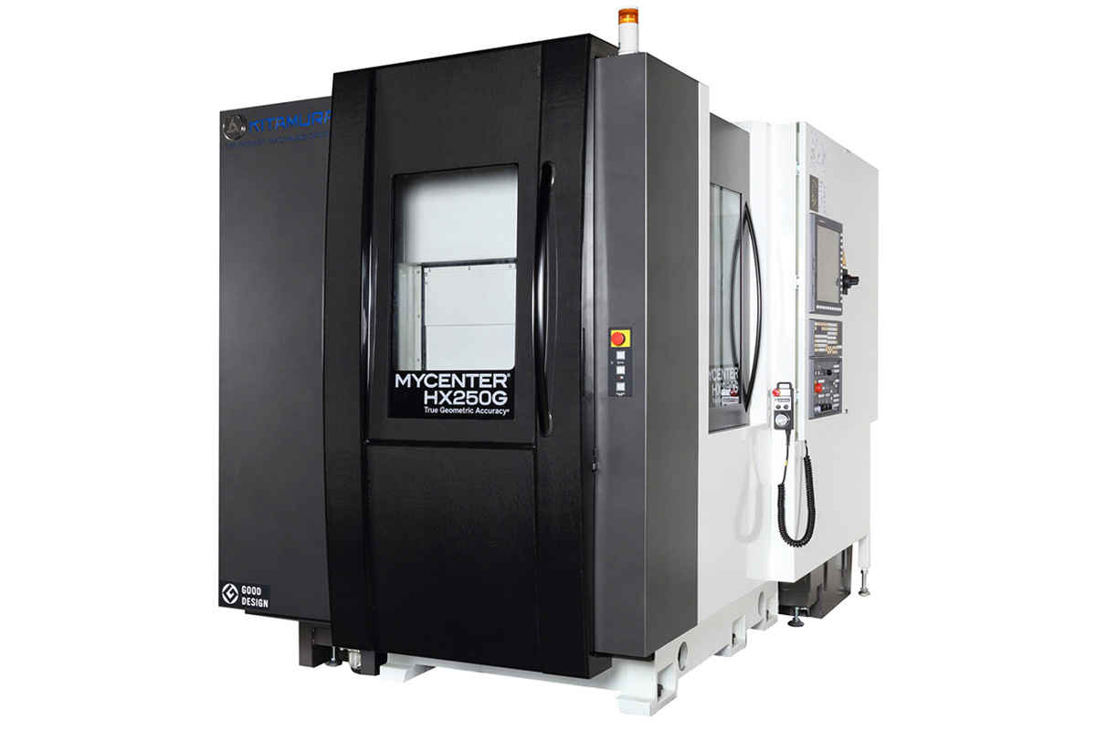 Kitamura Mycenter-HX 250G