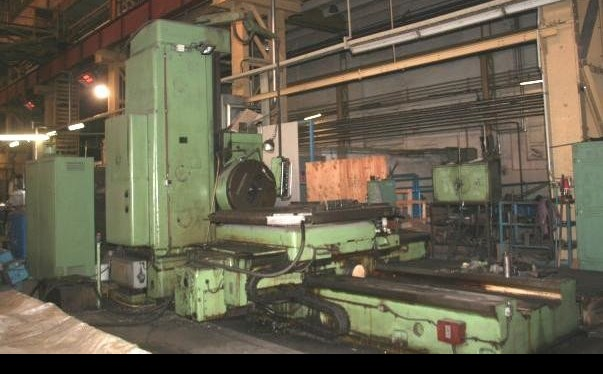 Horizontal Boring Machine STANKOIMPORT 2 A 635 photo on Industry-Pilot
