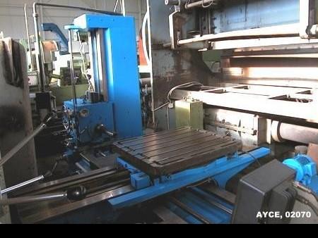 Horizontal Boring Machine AYCE  photo on Industry-Pilot
