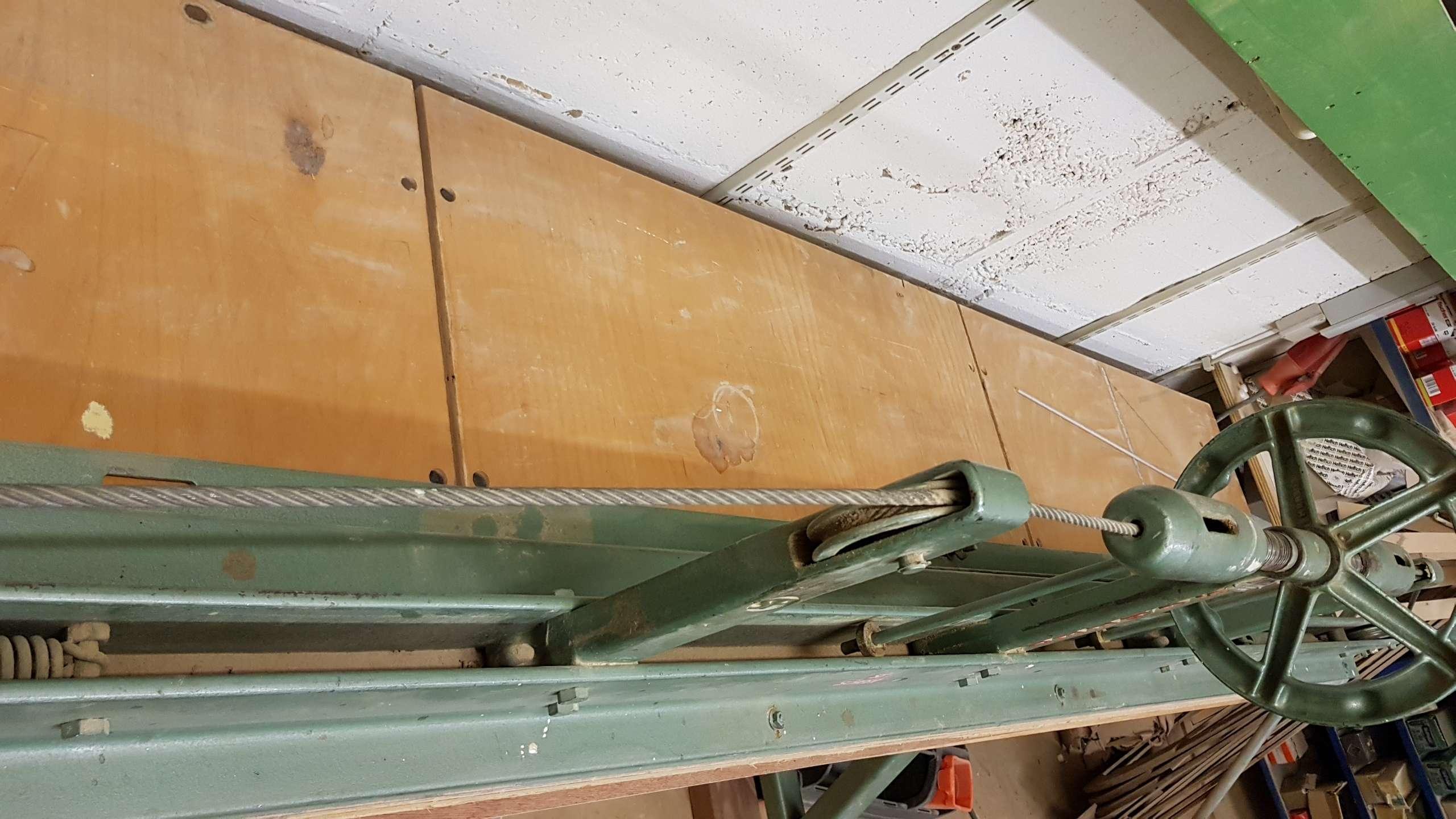 Пильный станок для шпона Scheer FM фото на Industry-Pilot