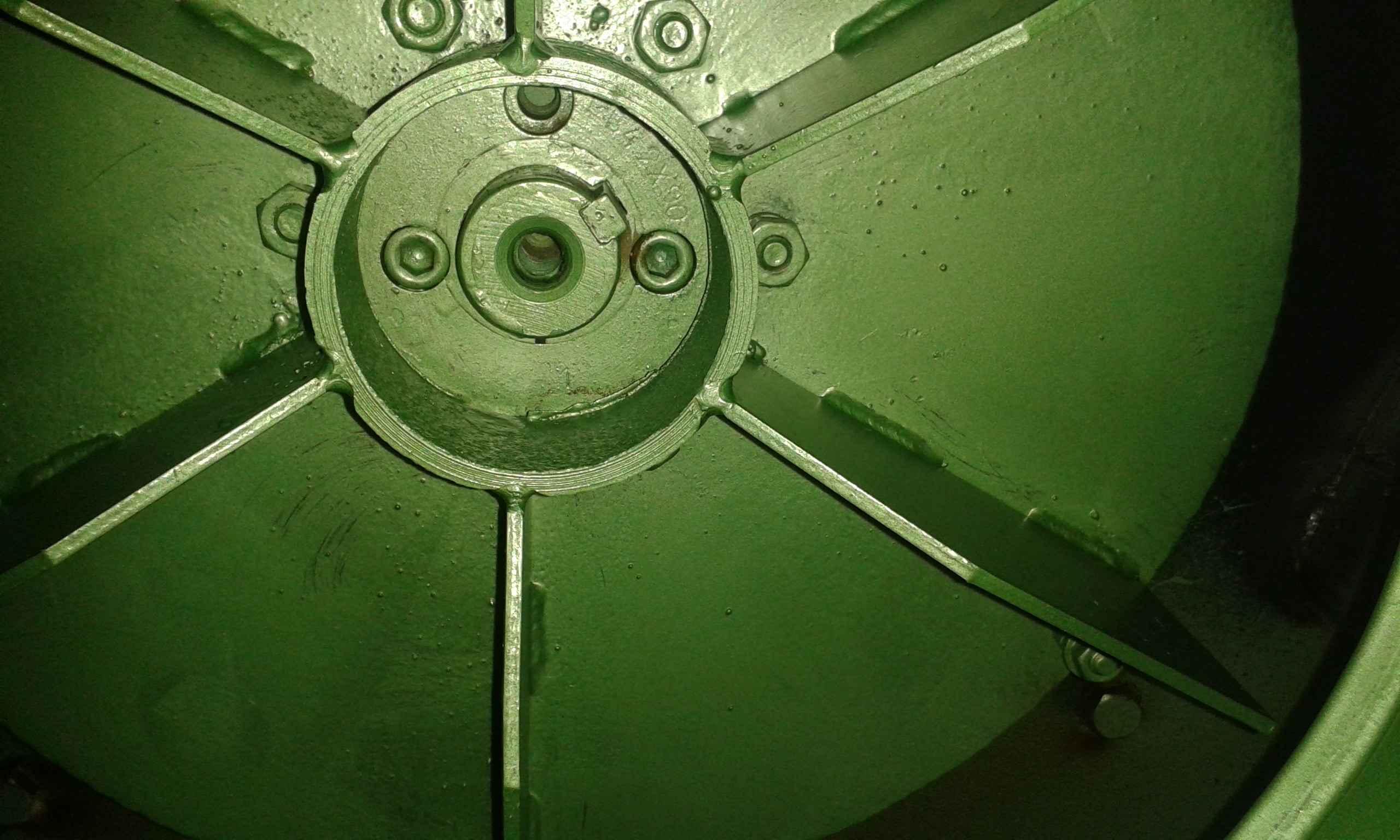 Вентилятор Spänex фото на Industry-Pilot