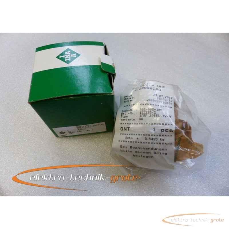 Гидроцилиндр INA  ZARF2068-L-TV-A Nadel Axial rollenlager -ungebraucht- фото на Industry-Pilot