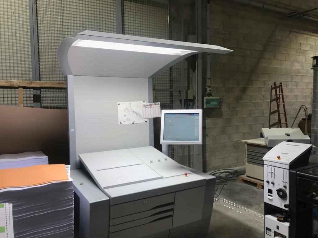 Офсетная печатная машина 2008 HEIDELBERG SM 52-5 LX ANICOLOR фото на Industry-Pilot