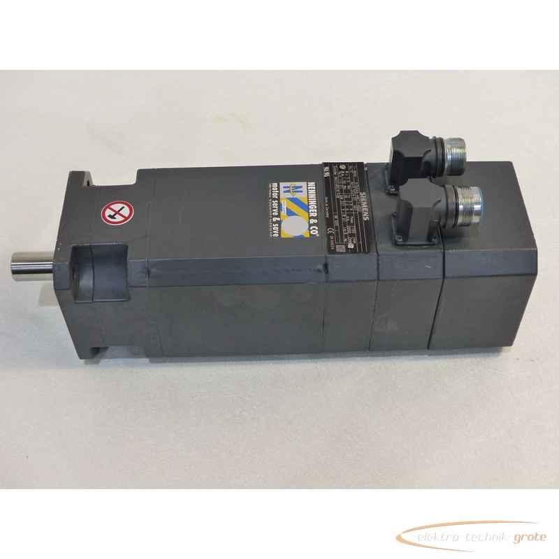 Siemens  3~Brushless motor 1FT6044-4AF71-4EG2 Enc. AM2048S-R F48