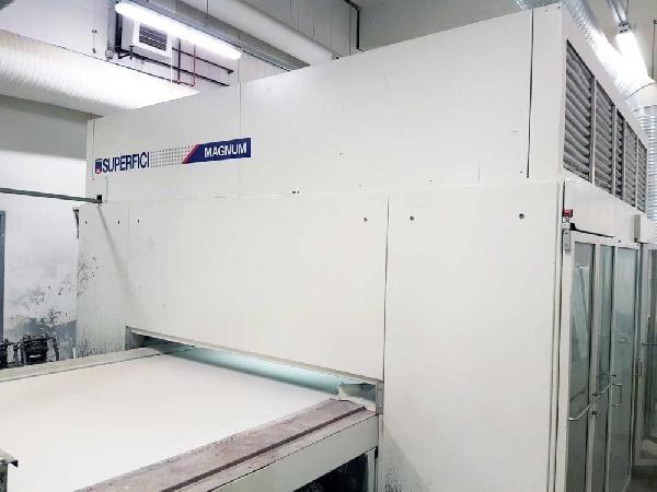 Распылительный автомат Spritzautomat Superfici Magnum 3.2.2 фото на Industry-Pilot