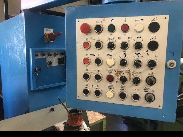 Зубофрезерный станок обкатного типа - гориз. PFAUTER P 160 H -II фото на Industry-Pilot