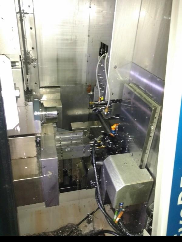 Прутковый токарный автомат продольного точения TORNOS EvoDeco 32/10 Heidenhain фото на Industry-Pilot