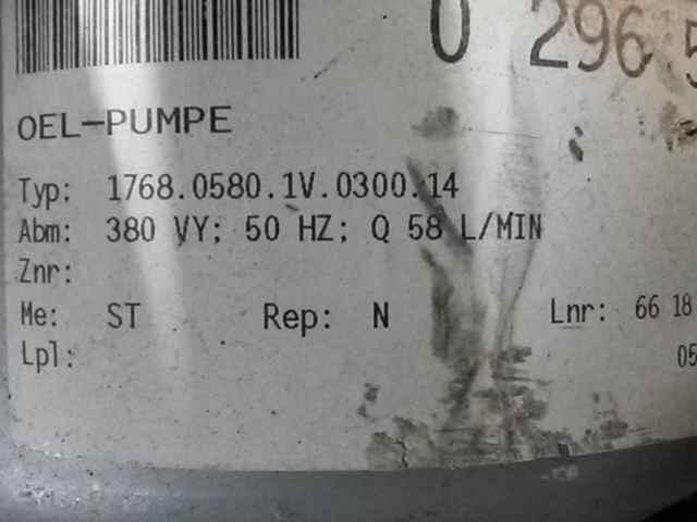 Зубчатый шестерёночный насос Zahnrad-Pumpe für Hydrauliköl фото на Industry-Pilot