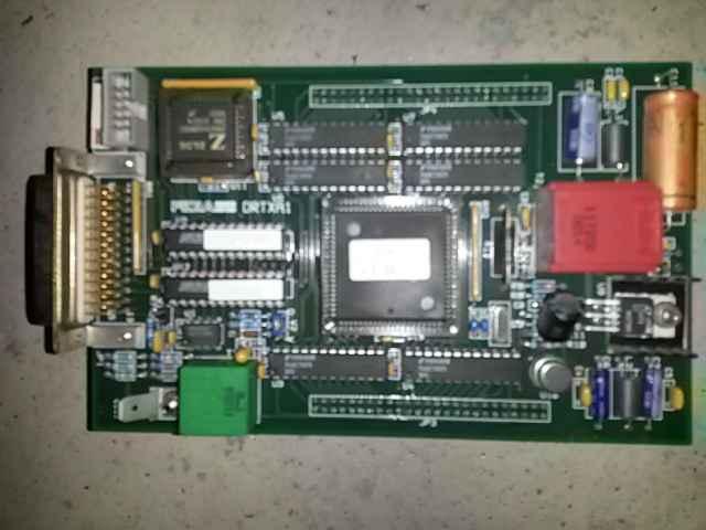 Магистральный интерфейс Fidia DRTX Eingangs--Ausgangskarte für FBX-Bus фото на Industry-Pilot