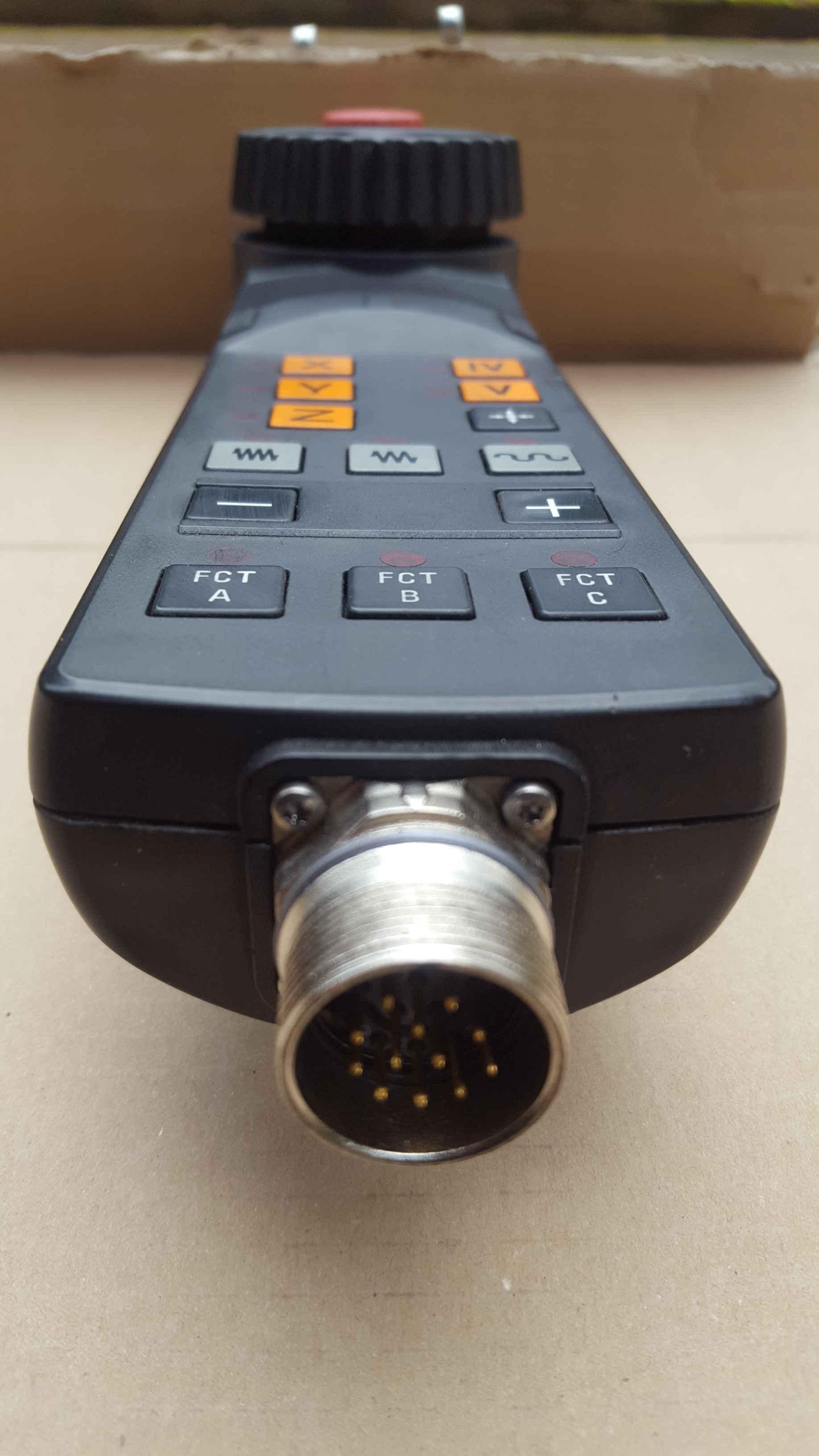 Маховик HR410 Handbediengerät Handsteuergerät Handrad фото на Industry-Pilot