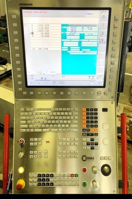 Machining Center - Universal HERMLE C 400 photo on Industry-Pilot