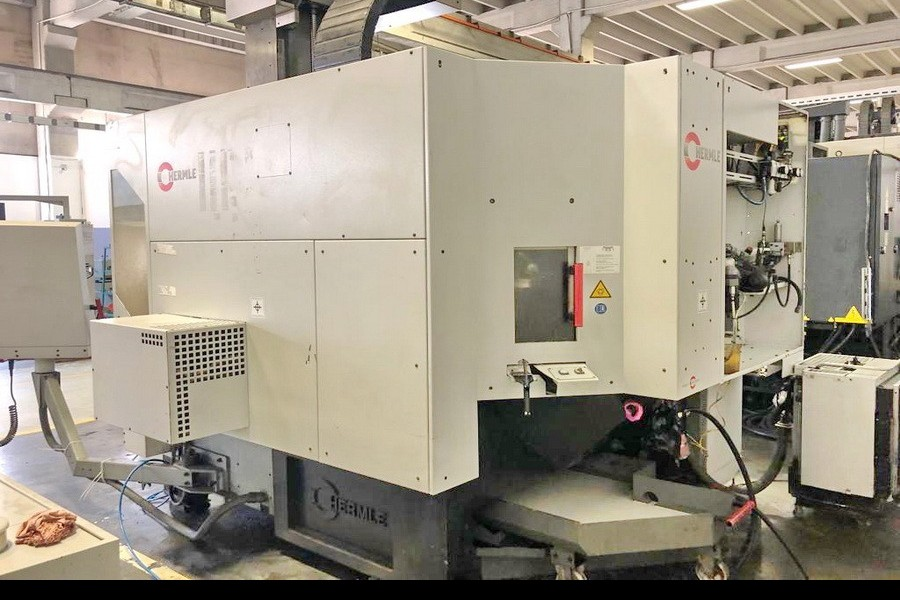 Machining Center - Universal HERMLE C 400 фото на Industry-Pilot