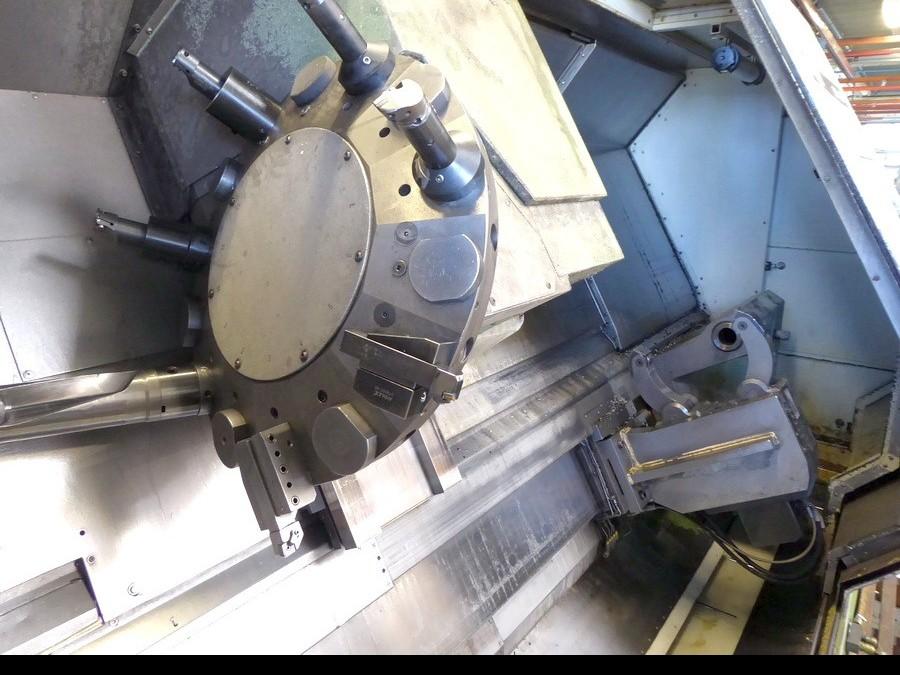 Токарно фрезерный станок с ЧПУ TRAUB TNA 480 L фото на Industry-Pilot