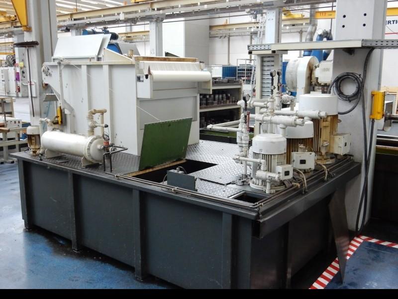 Станок для глубокого бурения BOEHRINGER B 630 BC CNC- 2500 Heidenhain фото на Industry-Pilot