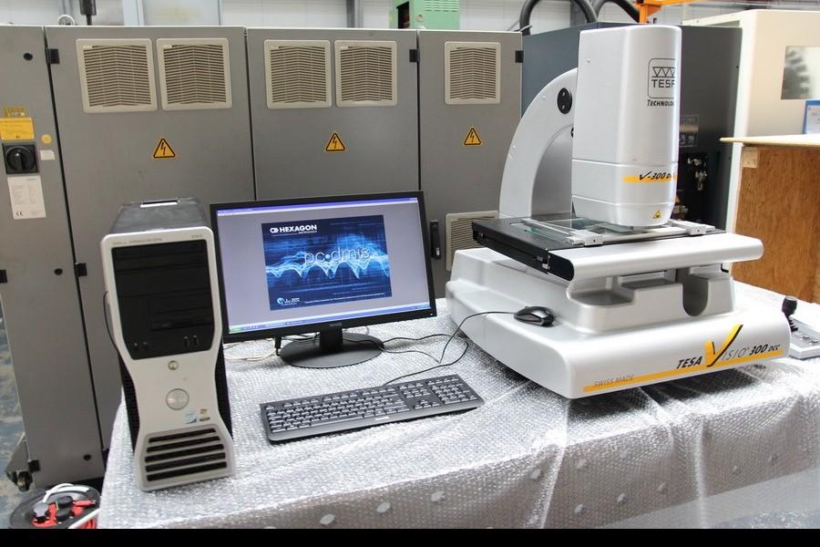 TESA VISIO 300 DCC фото на Industry-Pilot