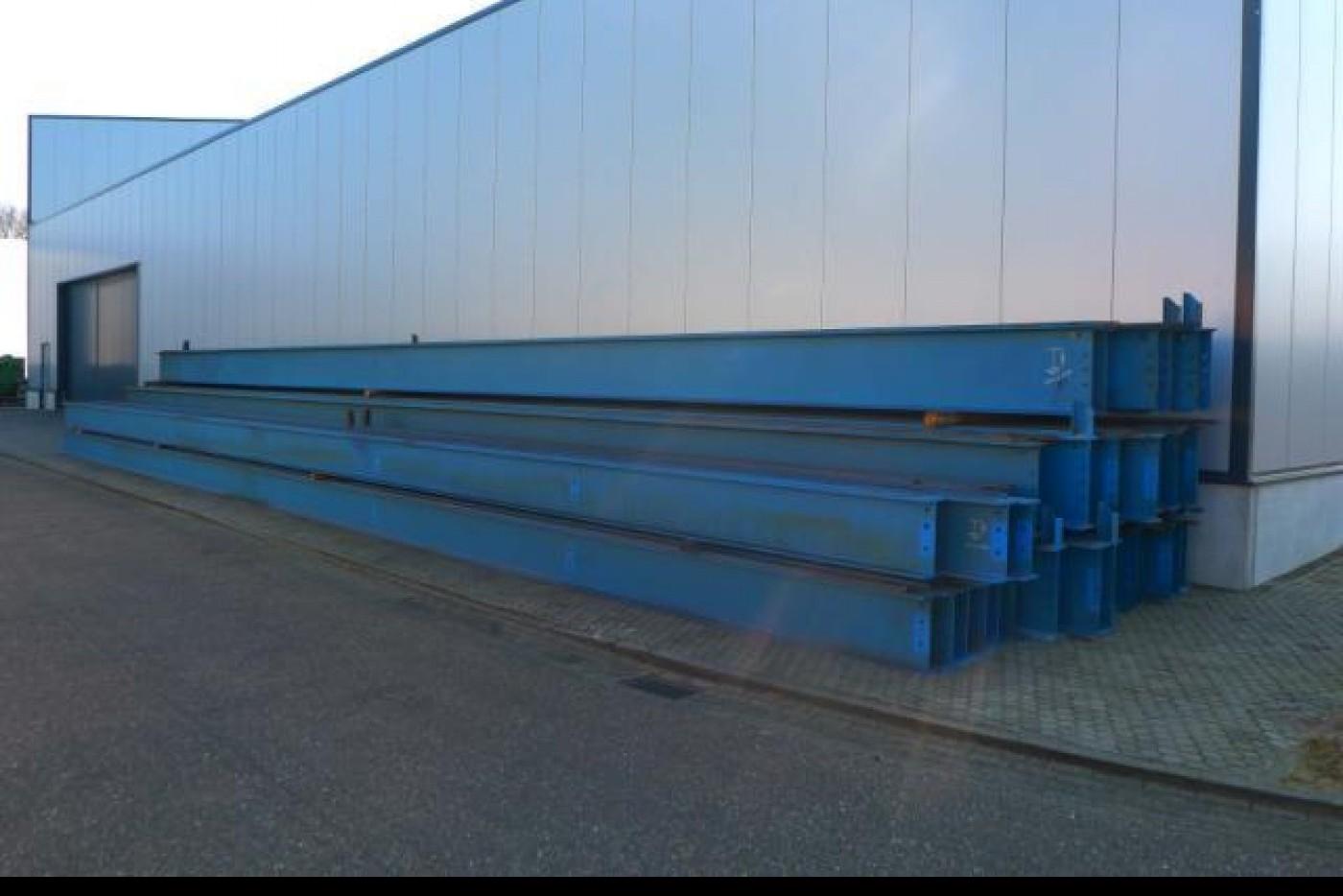 Мостовой кран Crane rail IPE600 L = 20.000 mm фото на Industry-Pilot