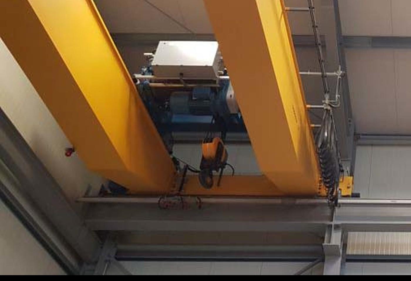 Мостовой кран DEMAG ZKKE 5052 фото на Industry-Pilot