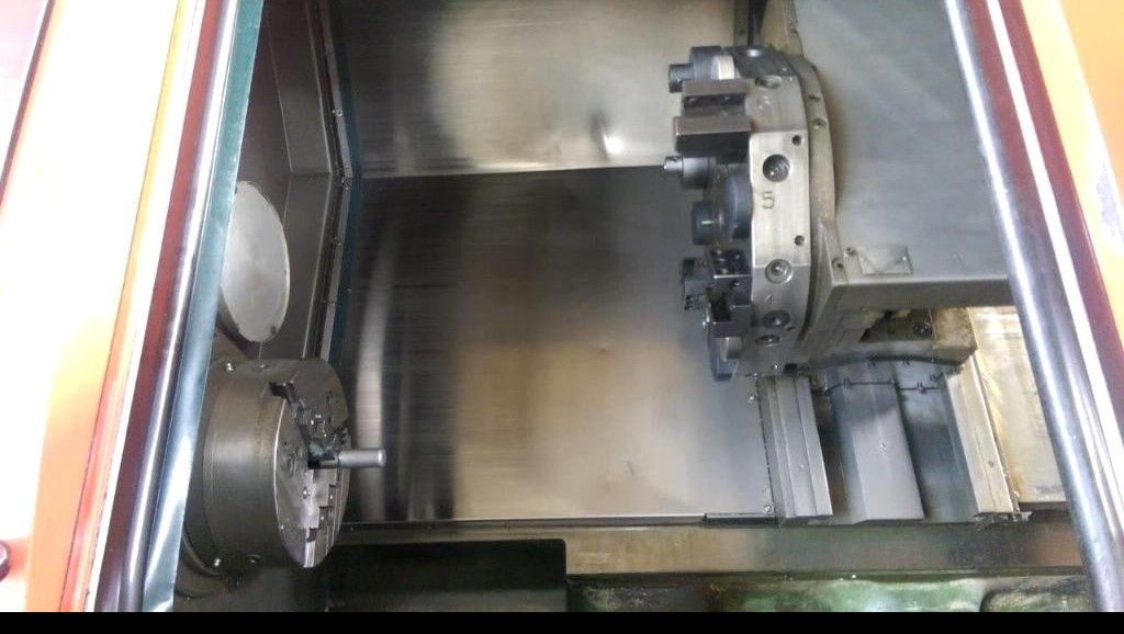 CNC Turning Machine - Inclined Bed Type GILDEMEISTER CTX 500 photo on Industry-Pilot
