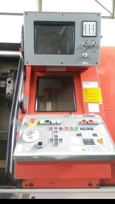 CNC Turning Machine - Inclined Bed Type GILDEMEISTER CTX 500 фото на Industry-Pilot