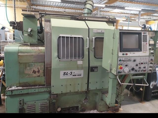 CNC Turning Machine MORI SEIKI SL 3 H photo on Industry-Pilot