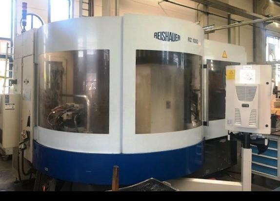 Зубошлифовальный станок торцовочный REISHAUER RZ 1000 фото на Industry-Pilot
