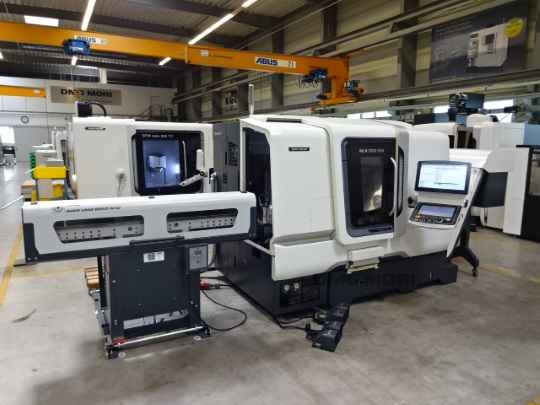 CNC Turning Machine DMG MORI GILDEMEISTER NLX2000-500 фото на Industry-Pilot