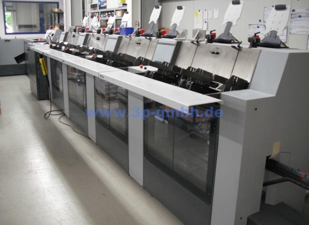 Вкладочно-швейно-резательный агрегат Heidelberg ST 100.2 фото на Industry-Pilot
