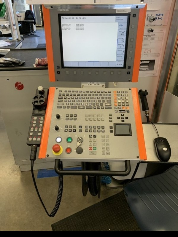 Machining Center - Universal MIKRON-AGIE CHARMILLES XSM 400U LP фото на Industry-Pilot