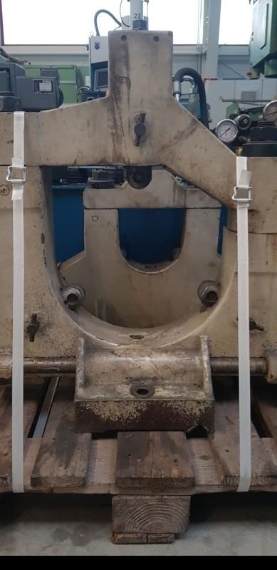 Токарный станок - контрол. цикл POREBA TBA 63 Heidenhain фото на Industry-Pilot