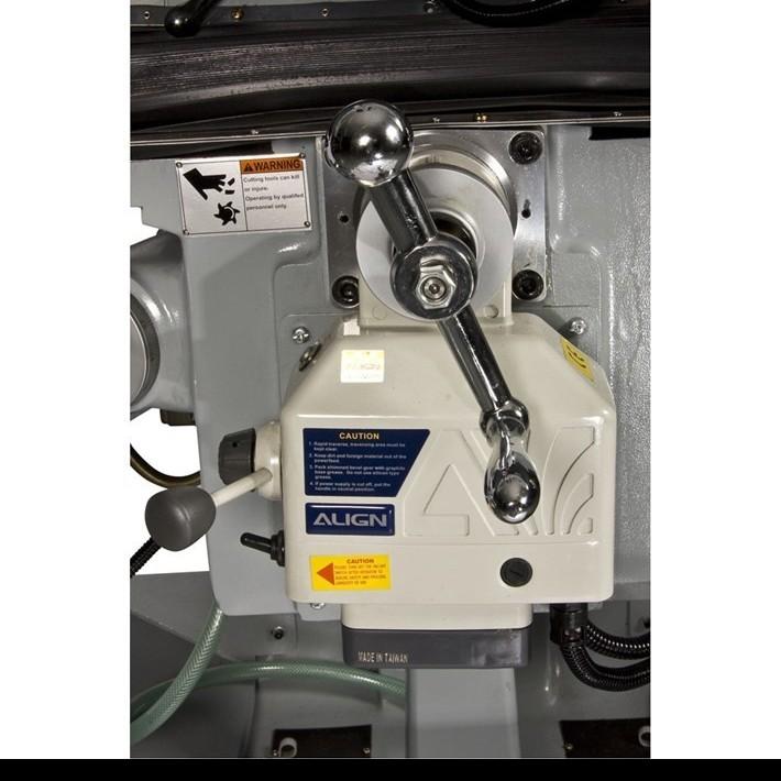 Консольно-фрезерный станок - универсальный HUVEMA HU 4 VK фото на Industry-Pilot