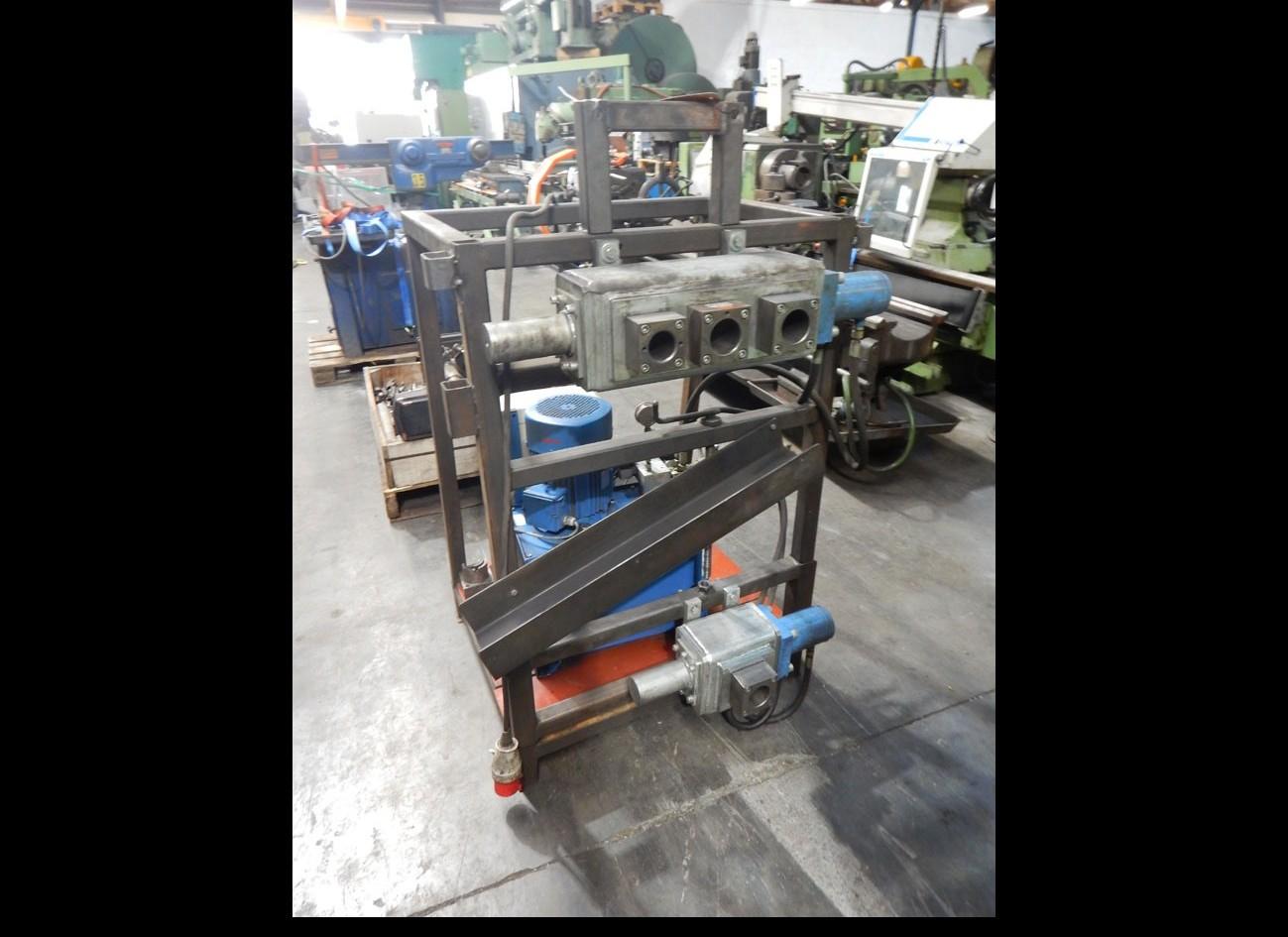 Гильотина механическая Haller Tube cutting Ø 60 mm фото на Industry-Pilot