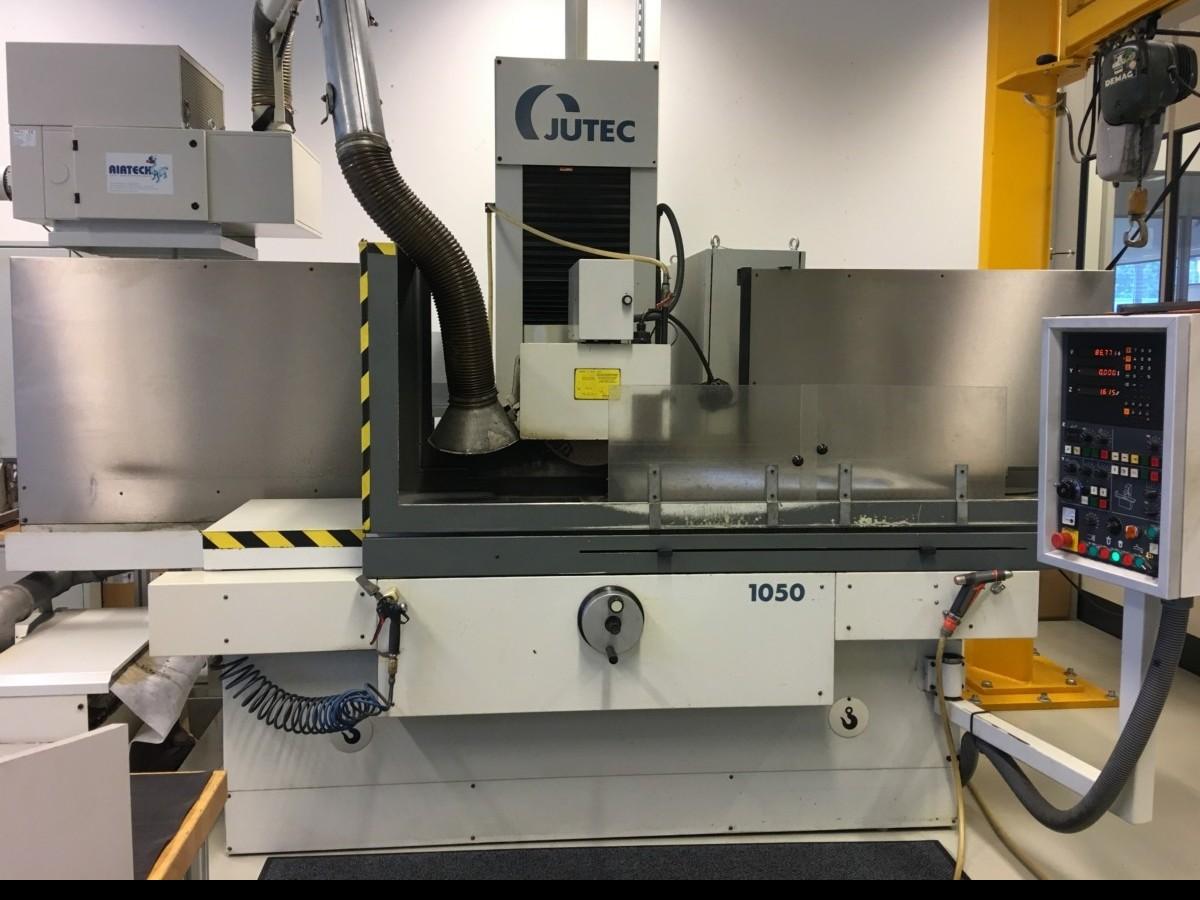 Surface Grinding Machine - Horizontal JUNG JUTEC 1050 photo on Industry-Pilot