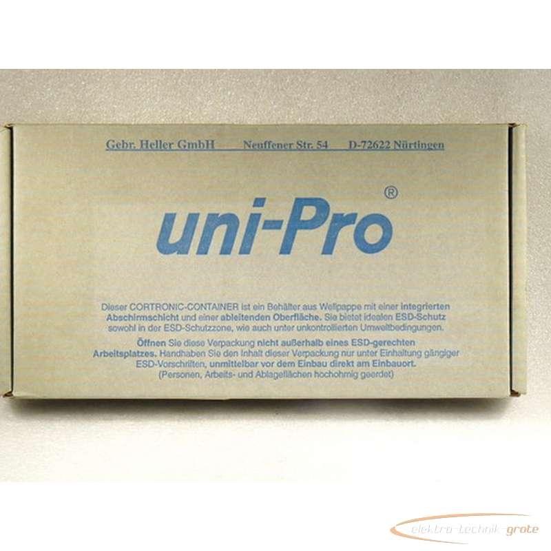 Heller Heller uniPro  uniPro 23.020145 SPS Steuerung CNC Karte - ungebraucht - in versiegelter OVP фото на Industry-Pilot