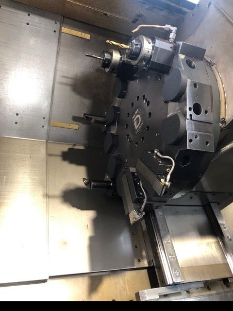 CNC Turning Machine - Inclined Bed Type GILDEMEISTER CTX 620 Linear photo on Industry-Pilot