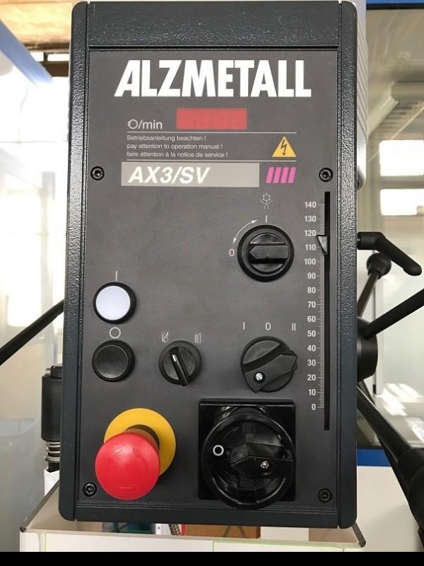 Pillar Drilling Machine ALZMETALL AX 3/SV фото на Industry-Pilot