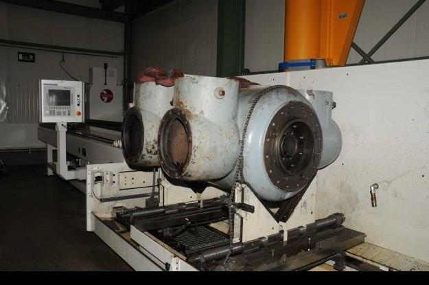 Honing machine - internal - horizontal GEHRING GNM 4000 NC photo on Industry-Pilot