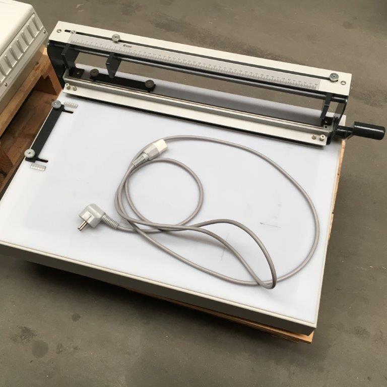 Книгопечатное оборудование Fastbind H 530 FASTBIND H530 Hardcover Buchbindeplatte фото на Industry-Pilot