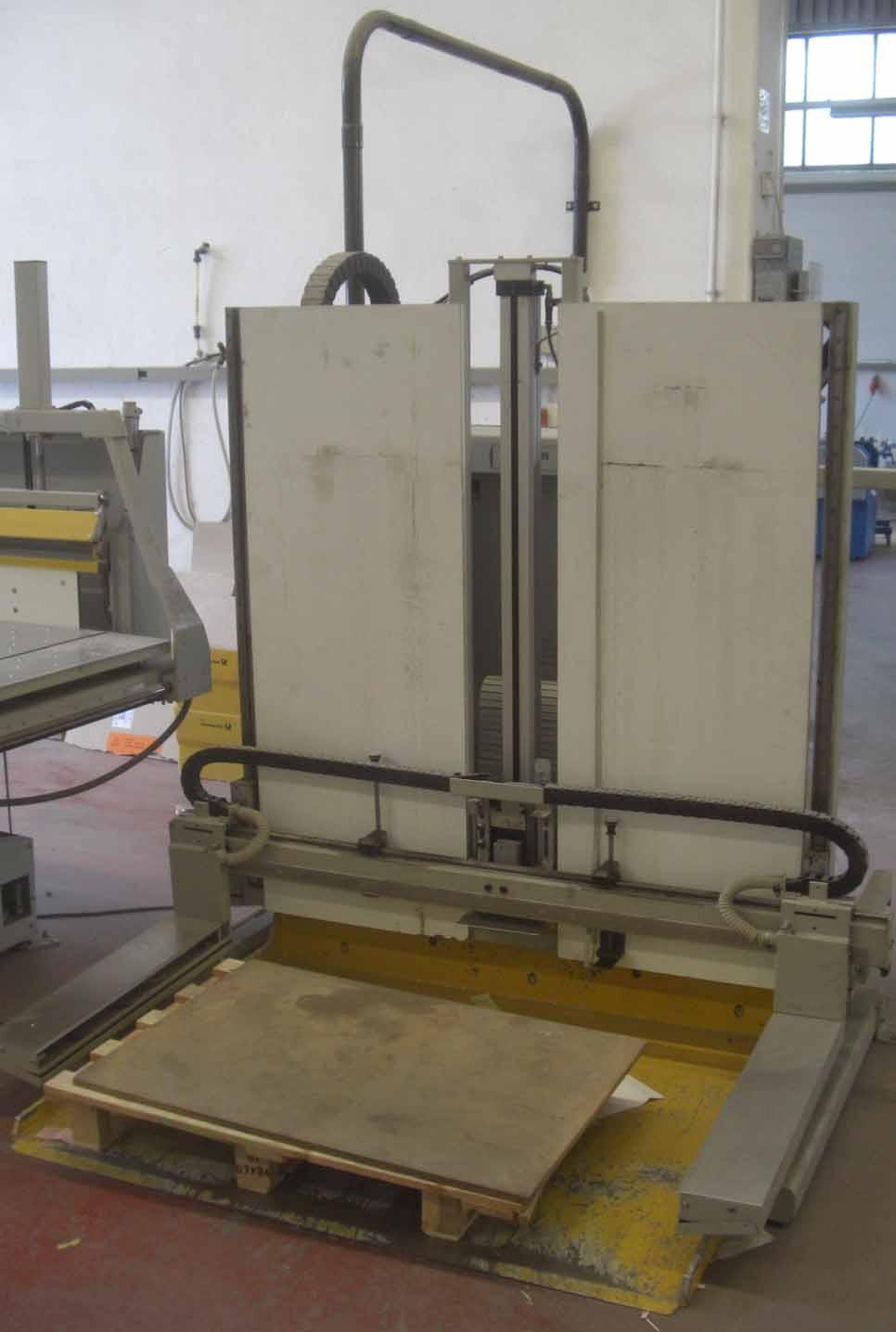 Knorr BFA 1000-W-G Knorr BFA 1000-W-G Blas- und Fächerautomat photo on Industry-Pilot