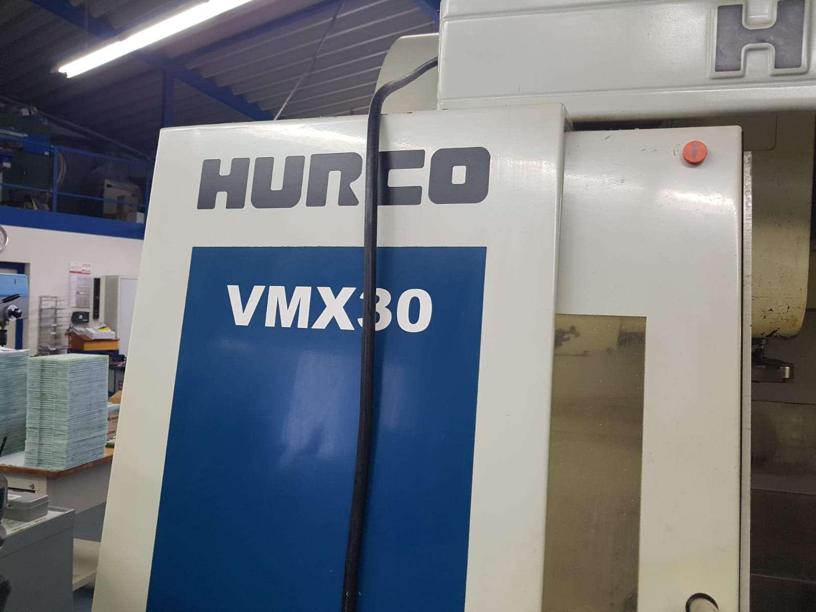 Machining Center - Vertical Hurco VMX 30 фото на Industry-Pilot