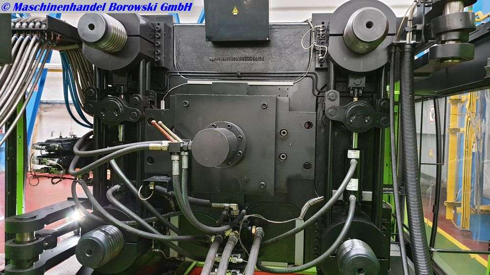 Injection molding machine - clamping force 5000 - 10000 kN ENGEL ES 5550-1100 DUO CC100 photo on Industry-Pilot