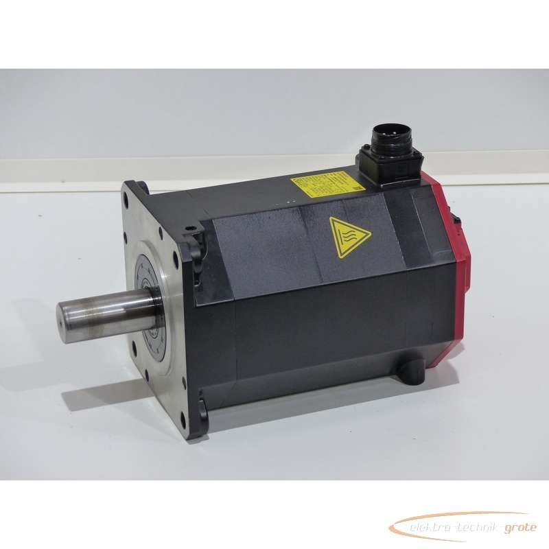 Fanuc A06B-2273-B100 ACMotor SN:C176V1FDF photo on Industry-Pilot