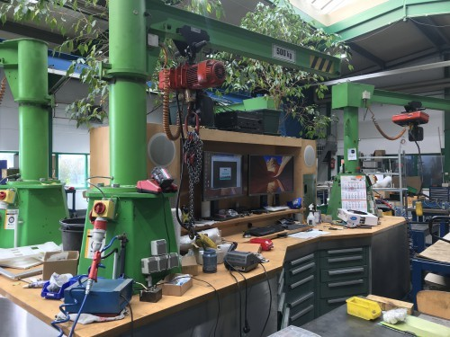 VETTER MOB 5-2,0 Krananlagen фото на Industry-Pilot