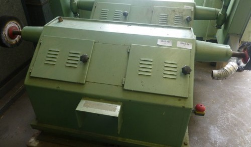 Buffing machines REMA SMG 5 photo on Industry-Pilot