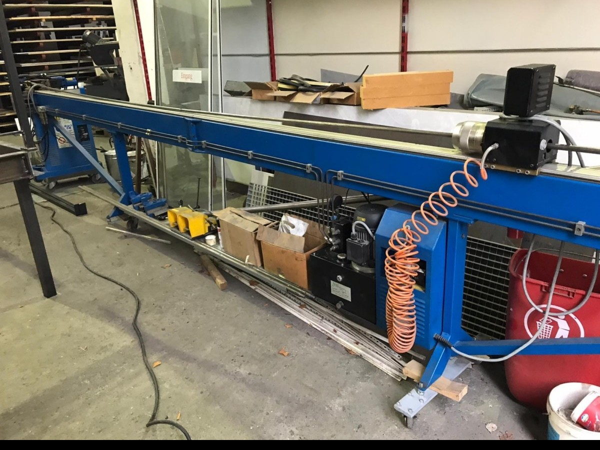 Pipe-Bending Machine ERCOLINA TOP-030 фото на Industry-Pilot