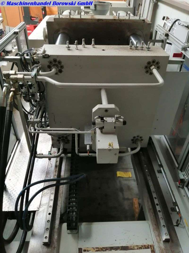 Термопластавтомат - Усилие замыкания 1.000 - 4.999 kN KRAUSS MAFFEI KM 420-1900 C2 MC 4 фото на Industry-Pilot