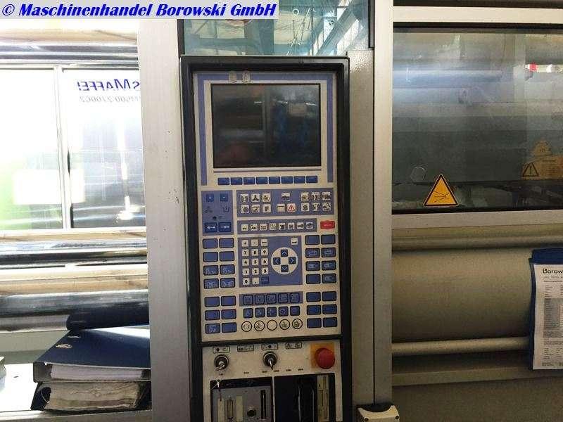 Injection molding machine - clamping force 5000 - 10000 kN KRAUSS MAFFEI KM 500-2700 C2 photo on Industry-Pilot