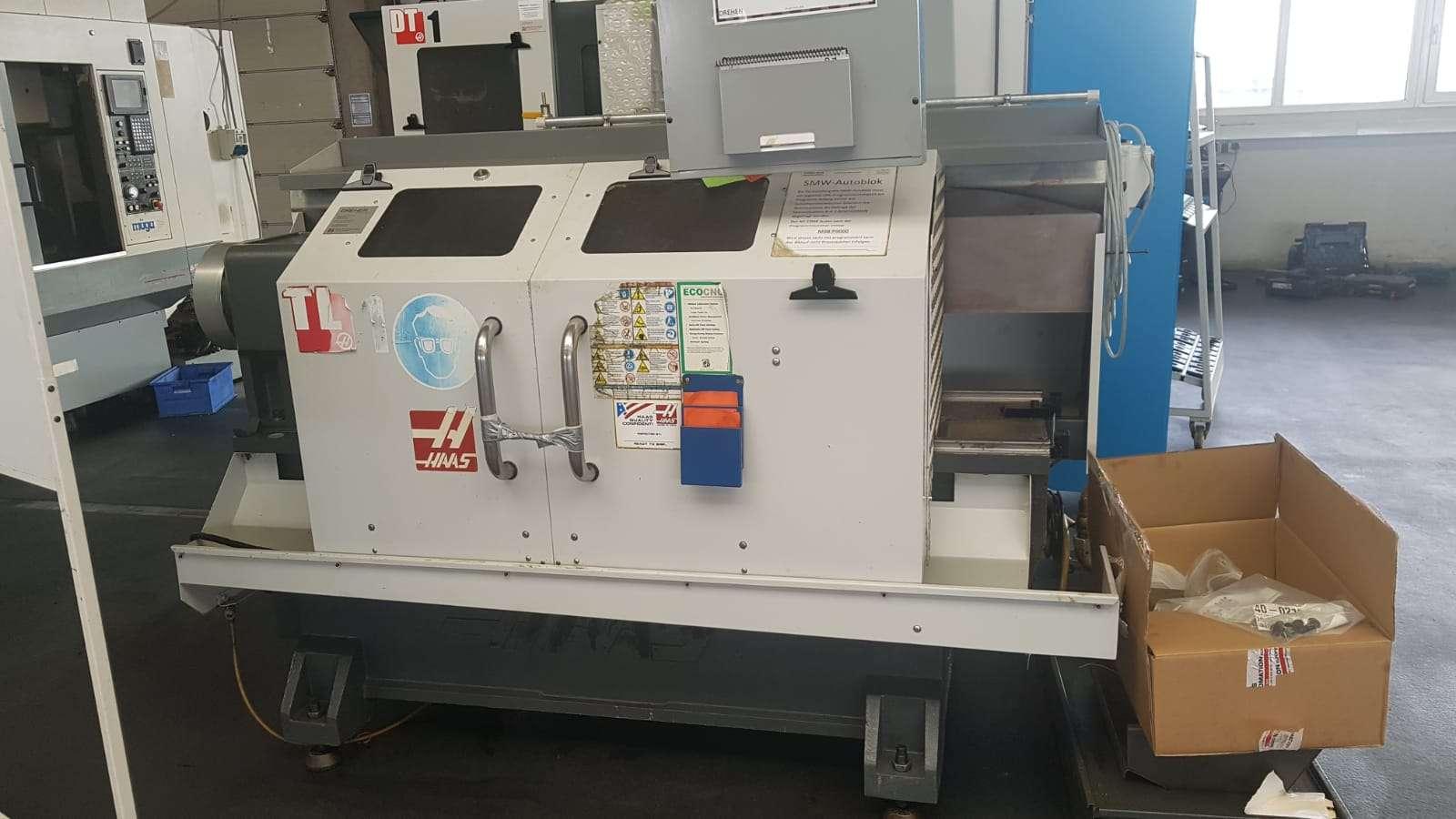 CNC Turning Machine Haas  TL 1