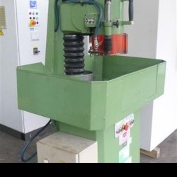 Flaring Cup Wheel Grinding Machine O.M.N. CSE 500 Con Colonna photo on Industry-Pilot